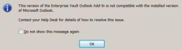EV error