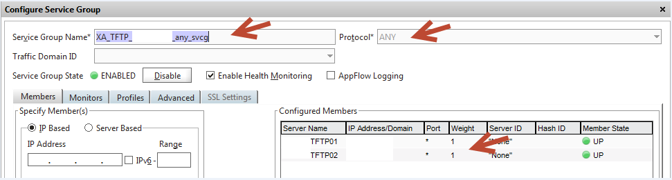 How to HA Citrix PVS TFTP services via NetScaler 10 1 using