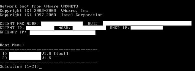 TFTP Boot