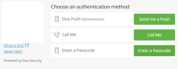 Duo two-factor authentication with NetScaler Gateway